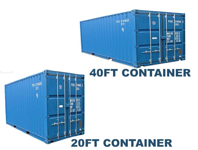 We Provide Sea Cargo Services To Africa Madec Agencies Ltd